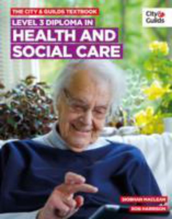 level 3 healthand social care Health and social care, intermediate apprenticeship level 2 and 3 havant and south downs colleges this apprenticeship offers an engaging programme which is ideal for those already working in a social care environment.