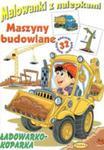 Malowanki Z Nalepkami - Maszyny Budowlane w sklepie internetowym Gigant.pl