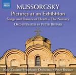 Modest Mussorgsky: Pictures At An Exhibition, Songs & Dances Of Death w sklepie internetowym Gigant.pl