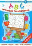 Abc W Świecie Przedszkolaka 2 Dla Dzieci 4-letnich w sklepie internetowym Gigant.pl
