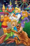 Scooby I Wesołe Miasteczko Puzzle Maxi 24 w sklepie internetowym Gigant.pl