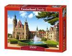 Puzzle 1500 Zamek Moszna - Polska Castor w sklepie internetowym Gigant.pl