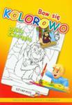 Baw Się Kolorowo Dzikie Zwierzęta Szympans w sklepie internetowym Gigant.pl