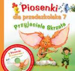 Piosenki Dla Przedszkolaka Część 7 Przyjaciele Skrzata w sklepie internetowym Gigant.pl