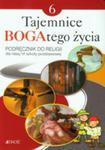 Tajemnice Bogatego Życia 6 Religia Podręcznik w sklepie internetowym Gigant.pl