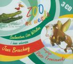 Zoo Na Wesoło, Szelmostwa Lisa Witalisa I Inne Wiersze... Książka Audio 3cd w sklepie internetowym Gigant.pl