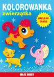 Kolorowanka Zwierzątka. Moje Hobby w sklepie internetowym Gigant.pl