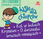Bajki Dla Chłopców Krzesiwo O Dwunastu Braciach Miesiącach Kot W Butach 3 Cd w sklepie internetowym Gigant.pl