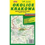 Okolice Krakowa Część Południowa Mapa Turystyczna 1:67 000 w sklepie internetowym Gigant.pl