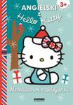 Hello Kitty. Mozaikowe Naklejanki. Niebieskie. w sklepie internetowym Gigant.pl