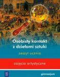 Osobisty Kontakt Z Dziełami Sztuki Ćwiczenia Zajęcia Artystyczne w sklepie internetowym Gigant.pl