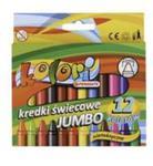 Kredki Świecowe Jumbo 12 Kolorów Penmate w sklepie internetowym Gigant.pl