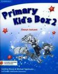 Primary Kid's Box 2 Zeszyt Ćwiczeń Z Płytą Cd w sklepie internetowym Gigant.pl