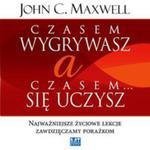 Czasem Wygrywasz, A Czasem Się Uczysz. Książka Audio Cd Mp3 w sklepie internetowym Gigant.pl