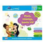 Disney Ucz Się Z Nami Wróżki Piszę, Zmazuję, Bawię Się w sklepie internetowym Gigant.pl