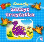 Czwarty Zeszyt Trzylatka. Biblioteczka Mądrego Dziecka w sklepie internetowym Gigant.pl
