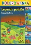 Kolorowanka - Legendy Polskie. Toruńskie w sklepie internetowym Gigant.pl