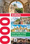 Europa 1000 Zabytków Które Musisz Zobaczyć w sklepie internetowym Gigant.pl