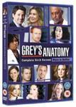 Grey's Anatomy S6 w sklepie internetowym Gigant.pl