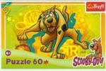 Puzzle 60 Scooby-doo Bieg Do Kosza w sklepie internetowym Gigant.pl