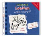 Dziennik Cwaniaczka. Rodrick Rządzi. Książka Audio Cd Mp3 w sklepie internetowym Gigant.pl