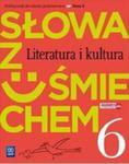 Słowa Z Uśmiechem Literatura I Kultura 6 Podręcznik w sklepie internetowym Gigant.pl