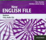 New English File Beginner Class Audio Cd w sklepie internetowym Gigant.pl