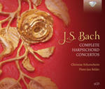 J. S. Bach: Complete Harpsichord Concertos w sklepie internetowym Gigant.pl