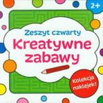 Kreatywne Zabawy Zeszyt Czwarty w sklepie internetowym Gigant.pl