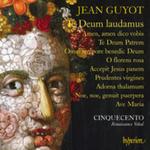 Guyot: Te Deum Laudamus & Other Sacred Music w sklepie internetowym Gigant.pl