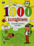 1000 Łamigłówek Zagadki Nauka Zabawa w sklepie internetowym Gigant.pl