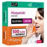 Pons Hiszpański Słuchaj I Mów. 500 Słów I Mówisz w sklepie internetowym Gigant.pl