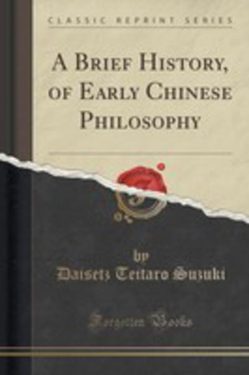 chinese and western philosophy Buddhist thought and western philosophy include several interesting parallels before the 20th century, a few european thinkers such as arthur schopenhauer had engaged with buddhist thought.