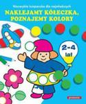 Naklejamy Kółeczka Poznajemy Kolory w sklepie internetowym Gigant.pl