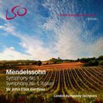 Mendelssohn-bartholdy: Symphonies Nos 1 & 4 'italian' w sklepie internetowym Gigant.pl
