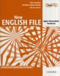 New English File: Upper - Intermediate: Workbook w sklepie internetowym Gigant.pl