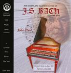 Complete Clavier Suites Of J. S Bach 5 w sklepie internetowym Gigant.pl