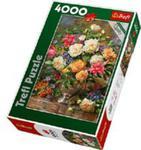 Puzzle 4000 Kwiaty Dla Królowej Elżbiety w sklepie internetowym Gigant.pl