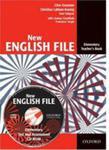 English File New Elementary Tb + Cd w sklepie internetowym Gigant.pl