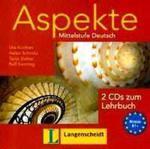 Aspekte 1 2 Cds Zum Lehrbuch Mittelstufe Deutsch Kapitel 1 - 5 w sklepie internetowym Gigant.pl