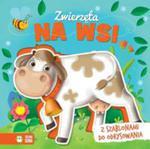 Książka Z Szablonem Zwierzęta Na Wsi w sklepie internetowym Gigant.pl