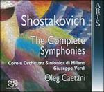 Shostakovich: Complete Symphonies w sklepie internetowym Gigant.pl