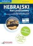 Hebrajski. Kurs Podstawowy A1 - A2. Audio Kurs (Książka + 2 Cd) w sklepie internetowym Gigant.pl