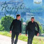Respighi: Violin Sonatas w sklepie internetowym Gigant.pl