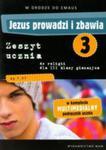 Jezus Prowadzi I Zbawia 3 Zeszyt Uczniaz Płytą Dvd W Drodze Do Emaus w sklepie internetowym Gigant.pl