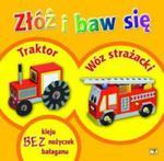 Złóż I Baw Się Traktor Wóz Strażacki w sklepie internetowym Gigant.pl