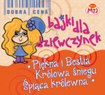 Bajki Dla Dziewczynek Piękna I Bestia Królowa Śniegu Śpiąca Królewna 3cd w sklepie internetowym Gigant.pl