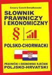 Słownik Prawniczy I Ekonomiczny Polsko-chorwacki w sklepie internetowym Gigant.pl