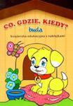 Co Gdzie Kiedy Buda Książeczka Edukacyjna Z Naklejkami w sklepie internetowym Gigant.pl