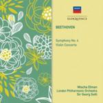 Beethoven: Symphony 4 / Violin Concerto (Aus) w sklepie internetowym Gigant.pl